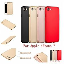 New Shiny Apple iPhone 7 Case Metalic PC Hard Cover HOCO Slim Fitted Skin