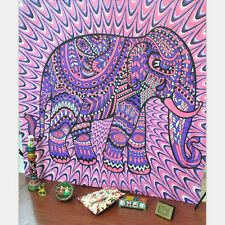 Fashion Bohemian Tapestry Elephant Mandala Tapestry Wall Hanging Beach Coverlet