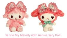 Sanrio My Melody Maimero Plush Doll stuffed My Melody Flower Lolita series 7.5""