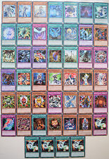 YuGiOh RIVALS OF THE PHARAOH DUELIST PACK *DPRP* - SINGLE & 3 CARD PLAYSETS