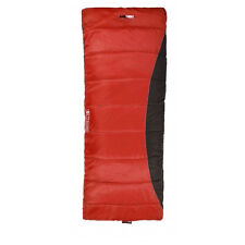 Black Wolf Samurai Camper Sleeping Bag -Red(NON HOODED)