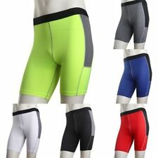 Thermal Compression Base Layer Flex Shorts Mens Pants Short Tight Performance