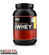 Optimum Nutrition - Gold Standard Whey Protein 450g/908g 2lb !!! FREE SAMPLE !!!