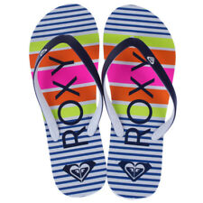 New Roxy Tahiti V Thongs in Blue |  Footwear Thongs & Havaianas Thongs