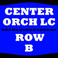 1-4 TIX RON WHITE 1/13 ORCH LC ROW B TIVOLI THEATRE CHATTANOOGA