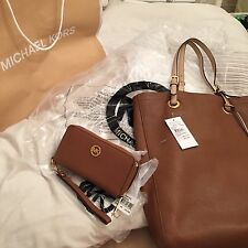 Michael Kors Handbag And Purse Set