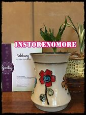1 SCENTSY Ashbury Warmer DISCONTINUED Retired  Rare Plug in or Full Size U Pick