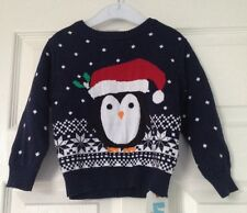 Girls Christmas Jumper Sweater Available 0-24 Months Xmas NEW BNWT **FREE POST**