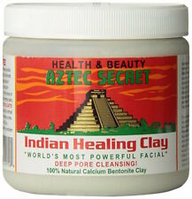 Indian Healing Clay Mask Aztec Secret