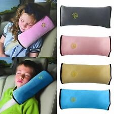 Car Safety Seat Belt Shoulder Harness Pad Cover Cushion Children Sleep Pillow