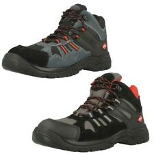 Mens Lee Cooper Safety Lace-Up Work Boots LC Shoe 039