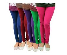 Cotton Leggings Full Length All Colors and Sizes  ctnLg