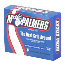 Mrs Palmers Cool Water Surf Wax in White