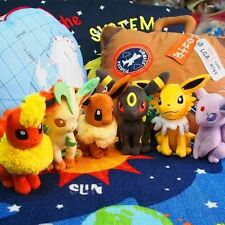 UK Stock Pokemon Centre Cute Eevee Large Soft Plush Toy Doll 33 cm 12 inches