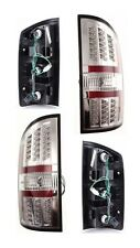 New Chrome LED Tail Light PAIR FOR 2010 2011 2012 Fourwinds Hurricane