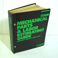 1974- 1990 Mitchell Truck Van Labor & Parts Guide Manual Dodge Ford Jeep Chevy