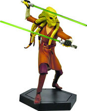 Star Wars Clone Wars Kit Fisto Maquette NEW! RARE!