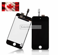 Black iPod Touch 4 4th LCD Digitizer Assembly Gen Glass Touch Screen Display CA