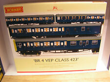 HORNBY - R2946 - BR4 VEP 423 TRAIN PACK  BRAND NEW DCC READY