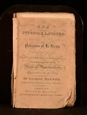 c1812 The Juvenile Lavater Passions of Le Brun George Brewer Illustrated First
