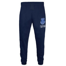 Everton FC Official Football Gift Mens Fleece Joggers Jog Pants