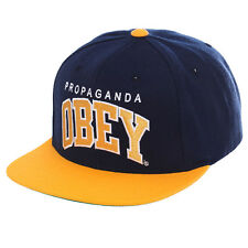 Obey Throwback Snapback Cap