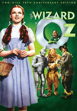 The Wizard of Oz (DVD, 2010, 2-Disc Set, 70th Anniversary) - NEW DVD