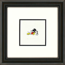 Mickey Mouse Color Mad Dash G Framed Etching LE 500 Sm Paper Signed NEW Disney