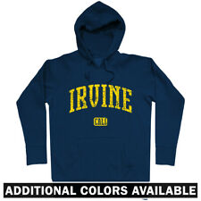 Irvine California Hoodie - Hoody Men S-3XL - Gift UCI Anteaters University Cali