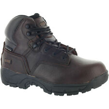 Magnum Mens Rioja Brown Precision Ultra Lite II WP CT W Work Boots Leather
