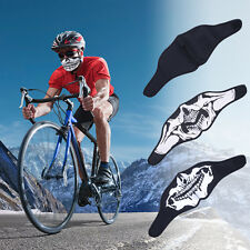 Winter Bicycle Bike Motor Half Face Neoprene Cover Skull Mask Skiing Reversible