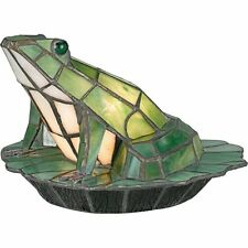 Quoizel TFX837Y One Light Frog Table Lamp