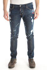 Dsquared2 JEANS -10% MADE IN ITALY Man  Denim S71LA0885S30144-470