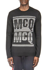 Alexander McQueen MCQ Sweater Pullover -15% Man Blacks 420541RHN171000-