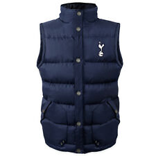 Tottenham Hotspur FC Official Soccer Gift Mens Padded Body Warmer Jacket Gilet
