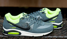 NIKE AIR MAX COMMAND MENS RUNNING SHOES GREY VOLT WHITE 397689 407