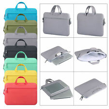 """Laptop Notebook Sleeve Case Carry Bag Pouch For 12"""" 13"""" 15""""Apple MacBook Pro/Air"""