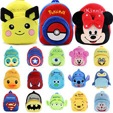 Toddler Kids Baby Animal Cartoon Backpack Schoolbag Preschool Small Shoulder Bag