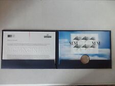 MILLENNIUM £5 COIN COVER DATED 2000