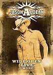 Jason Aldean: Wide Open Live and More New DVD