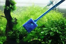 Fish Tank Sponge Double Sided Easy Use Cleaner Aquarium Cleaning Brush Scrubber