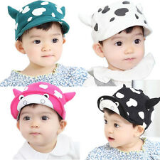 1pcs Child Baby Cotton Milk Baseball Hat Infant Cute Beret Sun Cap Toddler Hot