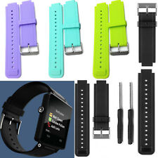 Colorful Silicone Strap Bracelet With Tools For Garmin Vivoactive Smart Watch BD