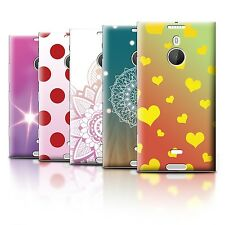 STUFF4 Back Case/Cover/Skin for Nokia Lumia 1520/Ombre Pattern