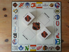 NHL Board Game Hockey Challenge 1986 Trivia Complete Hockey Night in Canada