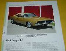 1969 Dodge Charger R/T 440 Magnum or 426 ci Info/Specs/photo/prices 11x8