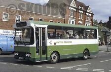 PHOTO United Counties Bedford YMQ 51 WNH51W in 1982 at Leighton Buzzard area