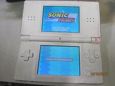 Nintendo DS Lite White Handheld System (tested)
