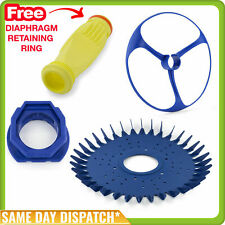 Zodiac Baracuda Pool Cleaner Kit - Disc, Foot, Bumper, Diaphragm - Generic