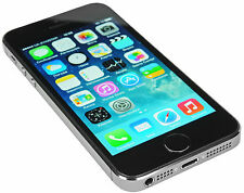 Excellent Condition Apple iPhone 5s -16GB -Space Grey (UNLOCKED) Smartphone 6ICU